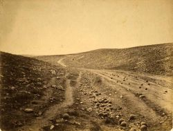 G-Roger-Fenton,-The-valley-of-the-shadow-of-death